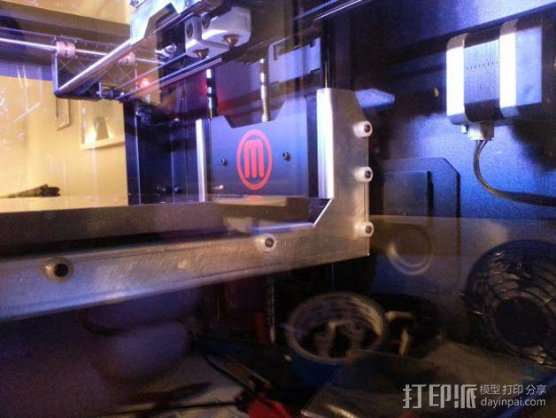 Z轴适配器 3D模型  图9