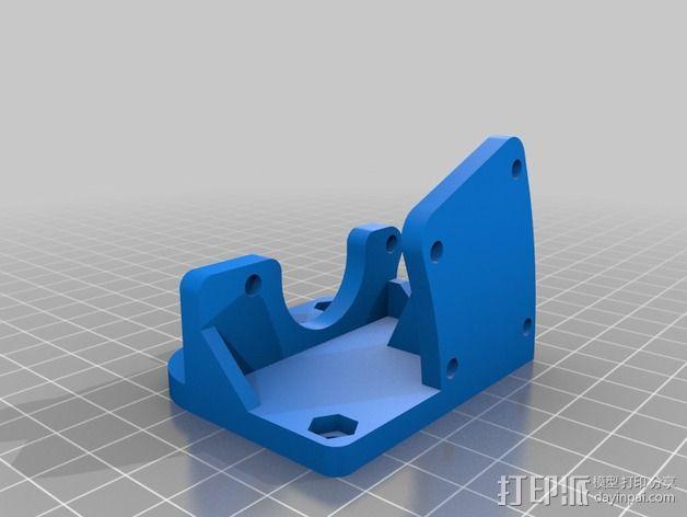 鼓风机 3D模型  图2