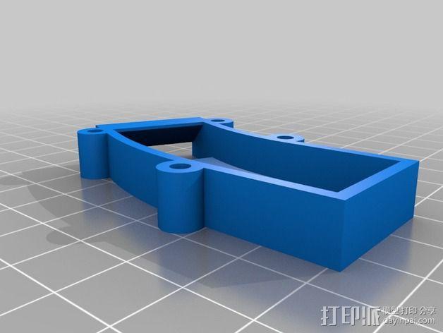 鼓风机 3D模型  图3