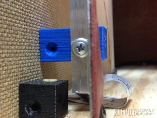 打印机外罩加热器整流罩 3D模型  图14