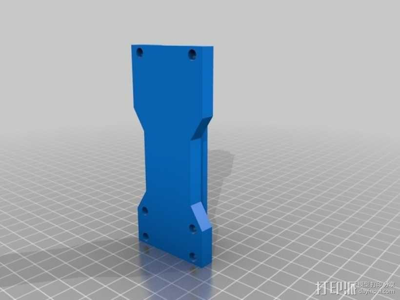 轴承套管固定器 3D模型  图4