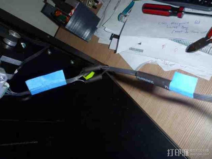 电缆固定器 3D模型  图8