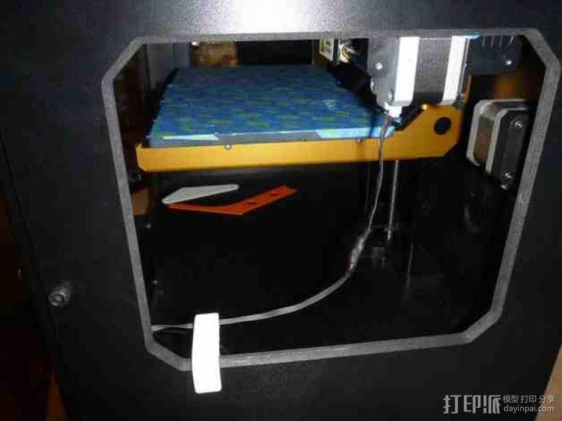 电缆固定器 3D模型  图10