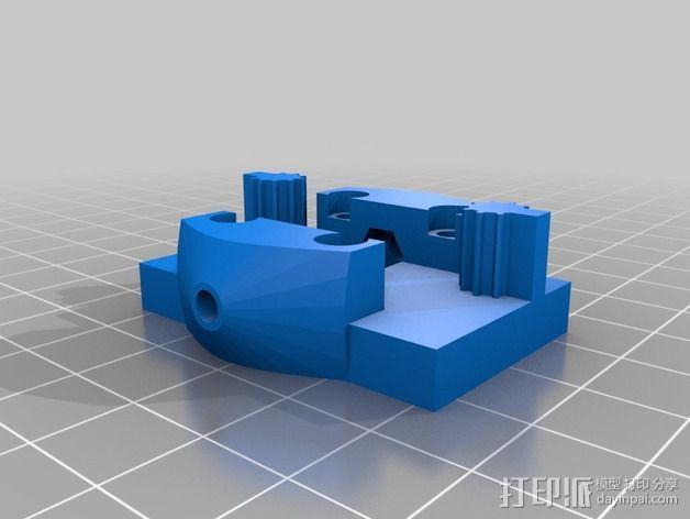 打印机的部件 3D模型  图2