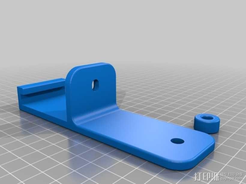 摄像头支架 3D模型  图2
