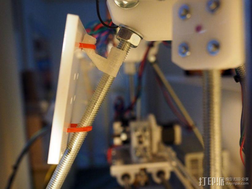 显示屏支架 3D模型  图1