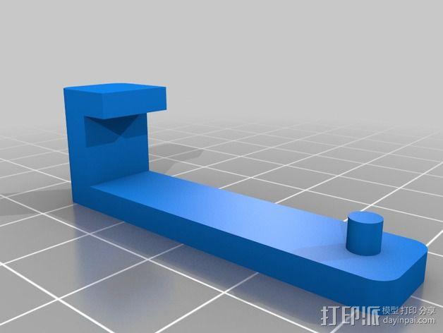 Creator Flashforge 打印机外罩 3D模型  图4