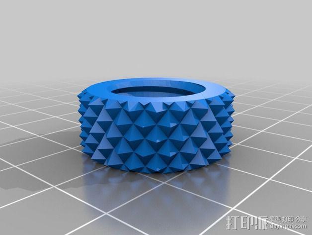 线材清洁器 3D模型  图3