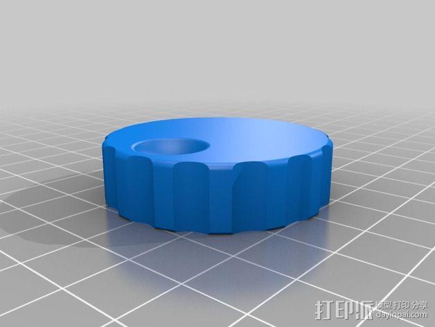 3Drag/K8200 打印机的控制器外罩 3D模型  图5