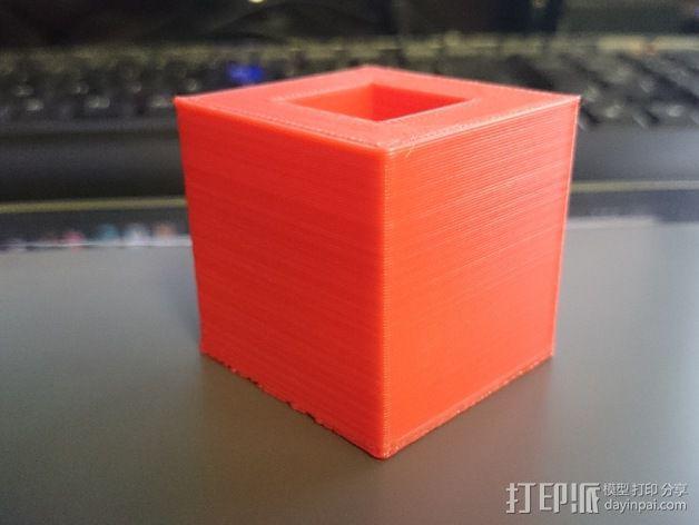 Printrbot Simple 打印机Z轴稳定器 3D模型  图5