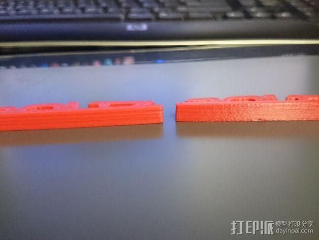 Printrbot Simple 打印机Z轴稳定器 3D模型  图4