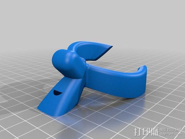啤酒瓶支架 3D模型  图5