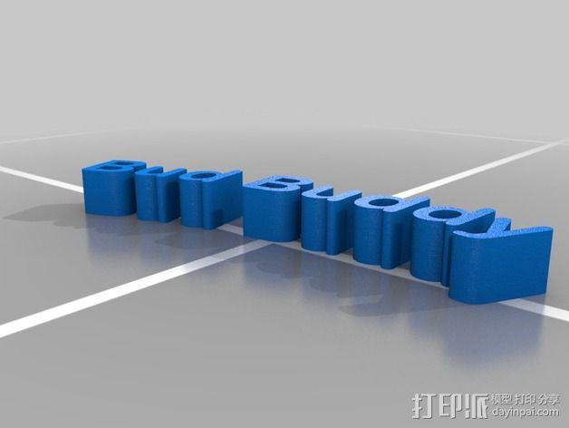 啤酒瓶支架 3D模型  图10