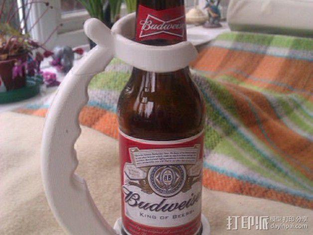 啤酒瓶支架 3D模型  图14