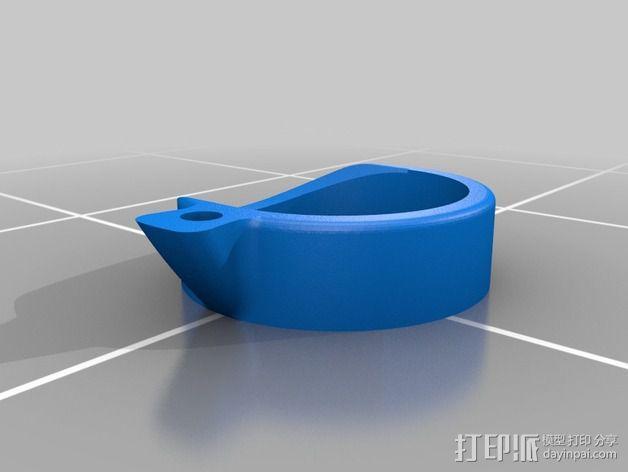 啤酒瓶支架 3D模型  图12