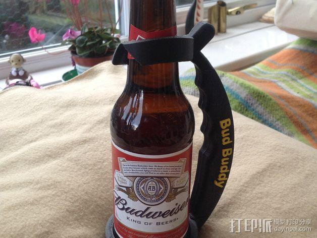 啤酒瓶支架 3D模型  图13