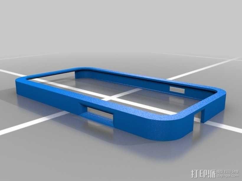 三星Galaxy S3 手机外壳 3D模型  图1