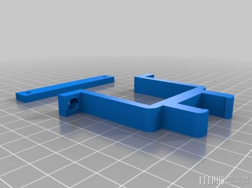 自动调平器 3D模型  图7