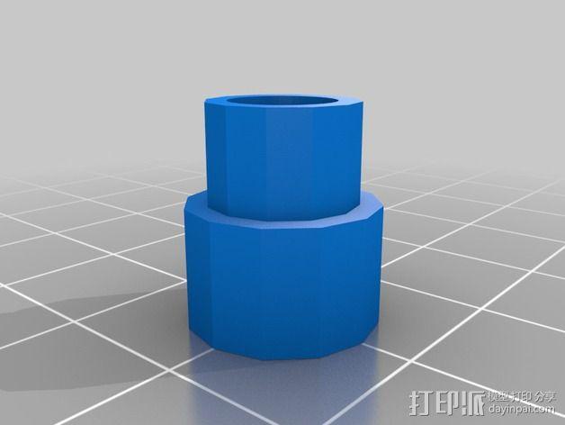 LCD显示器支撑架 3D模型  图9
