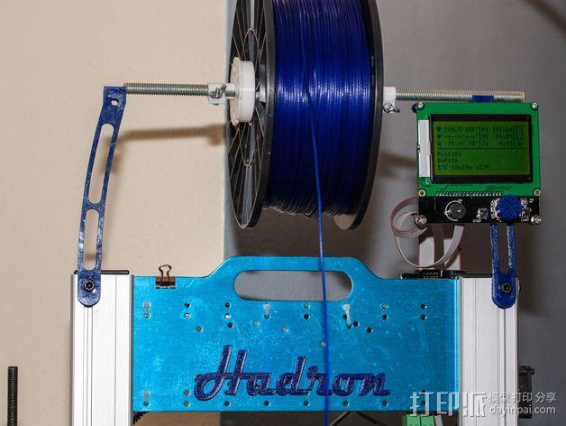 LCD显示器支撑架 3D模型  图11