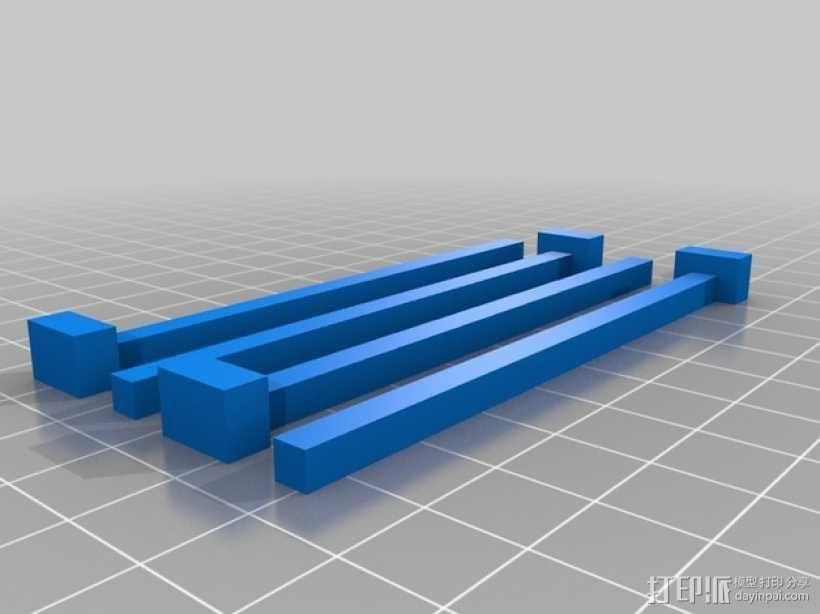 工具架 工具盒 3D模型  图4