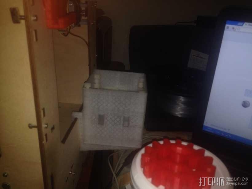 工具架 工具盒 3D模型  图6