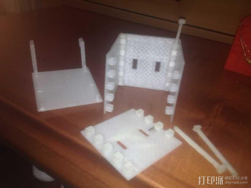 工具架 工具盒 3D模型  图10