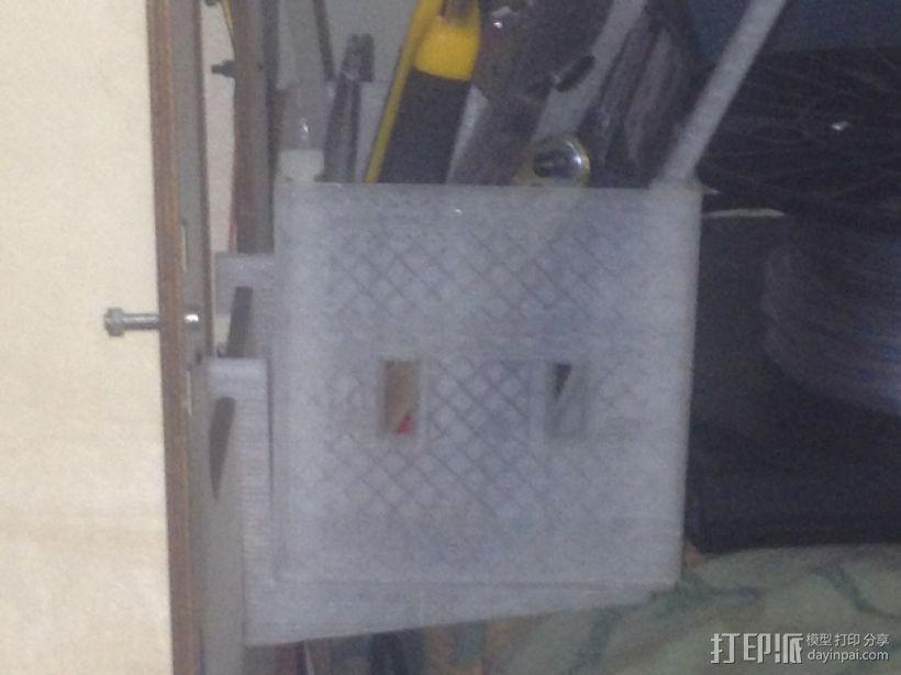 工具架 工具盒 3D模型  图12