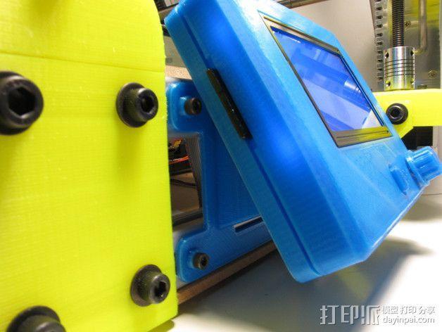 智能控制器安装套件 3D模型  图5