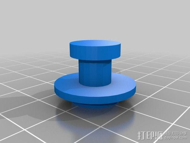 Zortrax打印机外罩 3D模型  图2