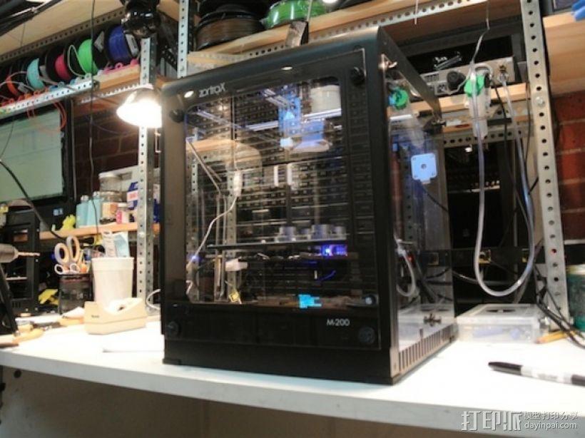 Zortrax打印机外罩 3D模型  图1