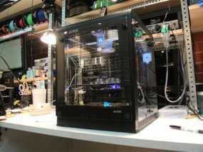 Zortrax打印机外罩 3D模型
