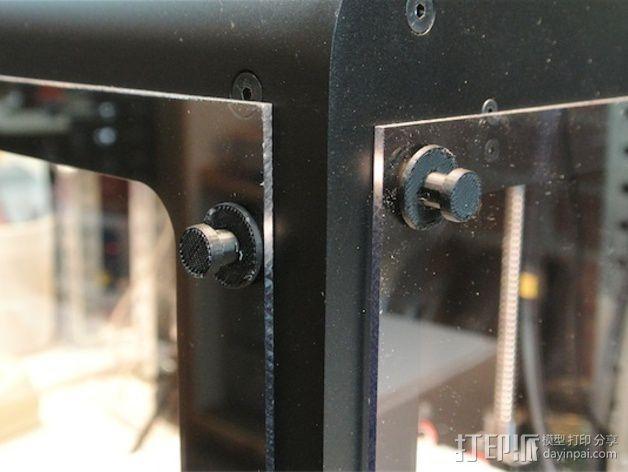 Zortrax打印机外罩 3D模型  图4