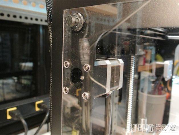 Zortrax打印机外罩 3D模型  图5