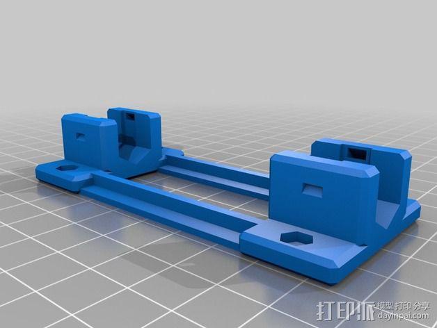 黄铜螺母套管 3D模型  图12