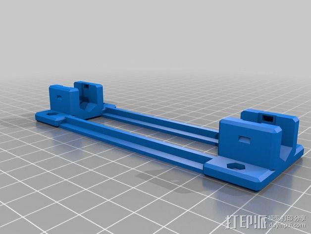 黄铜螺母套管 3D模型  图13