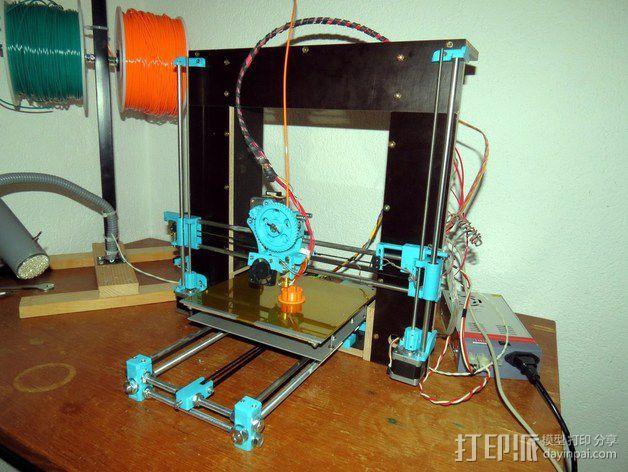 黄铜螺母套管 3D模型  图16