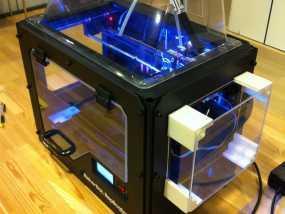 打印机侧面衬板 3D模型