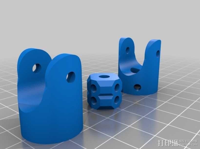 Z耦合器 3D模型  图1