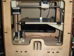自制打印机 3D模型