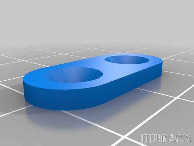 自制打印机 3D模型  图15