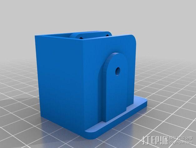 自制打印机 3D模型  图19