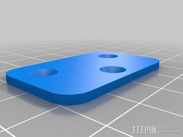 自制打印机 3D模型  图20