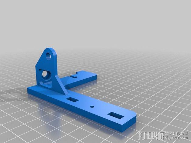 自制打印机 3D模型  图22
