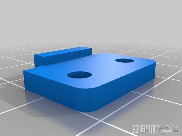 自制打印机 3D模型  图24