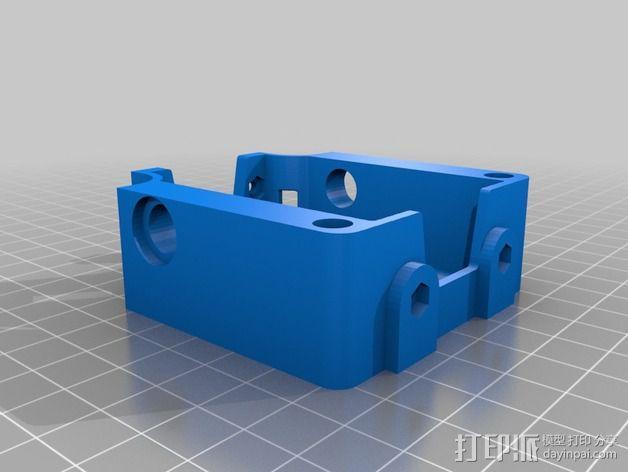 自制打印机 3D模型  图25