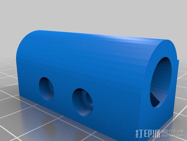 自制打印机 3D模型  图26