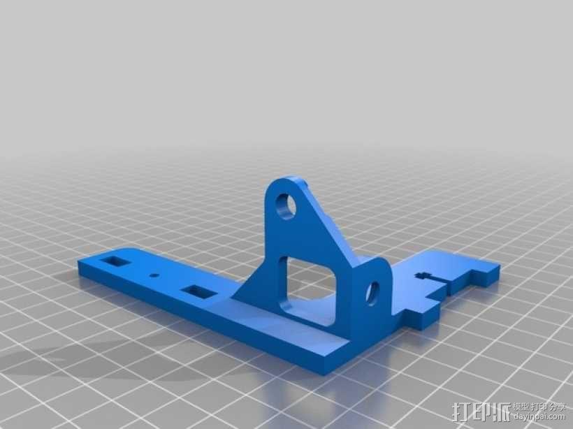自制打印机 3D模型  图27