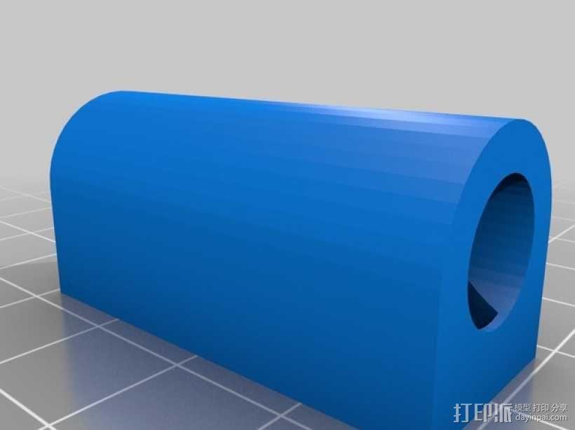 自制打印机 3D模型  图29