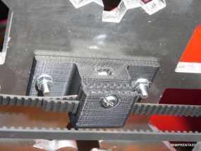 T2.5 皮带夹 3D模型